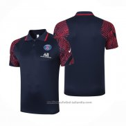 Camiseta Polo del Paris Saint-Germain 20/21 Azul
