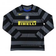 Camiseta Inter Milan 3ª Manga Larga 20/21