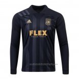 Camiseta Los Angeles FC 1ª Manga Larga 2021