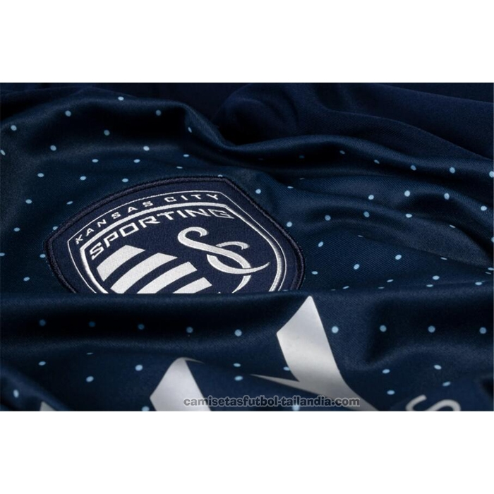 Camiseta Sporting Kansas City 2ª 2020
